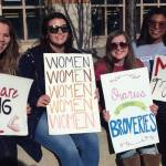 Milwaukee Women's March Empowered All