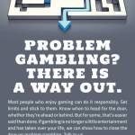 Problem Gambling? There Is A Way Out.