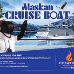 Win A Cruise For Two on Thursdays in April at Potawatomi Hotel & Casino