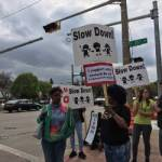 Rally Pushes for Safer Streets