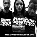 Guns Down Miltown Pledges Non-Violence and Promotes Local Youth Programming