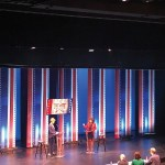 Race for Wisconsin U.S Senate: Tammy Baldwin and Leah Vukmir Debate at UWM
