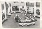 Interior of the Second War Savings Bank.