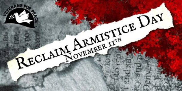 Reclaim Armistice Day – Milwaukee Area Labor Council AFL-CIO