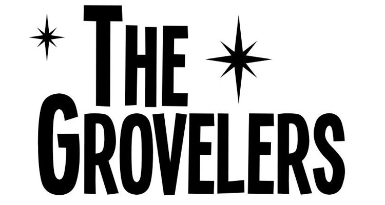The Grovelers (record release) + Bruce Humphries And The