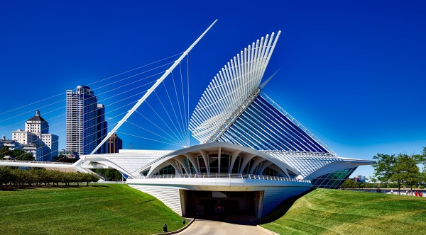 Milwaukee Art Museum Burke Brise Soleil Architecture Meets And Science
