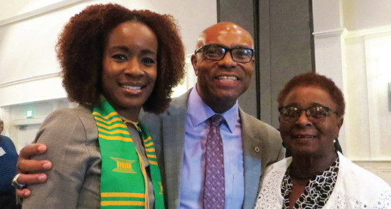 'Stronger Together,' YMCA hosts 38th Achievers and Scholarship Breakfast