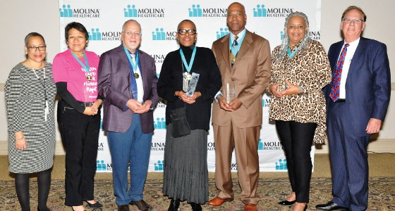 Molina Healthcare hosts 13th Annual Community Champions Awards