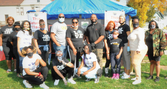 Foundations for Freedom, Inc. hosts 'Strength For My Sisters Shoe Drive'