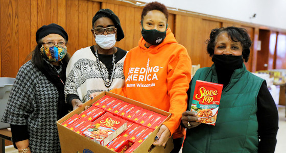 Milwaukee Times hosts first-ever 'Baskets of Hope: A Free Holiday Dinner Giveaway'