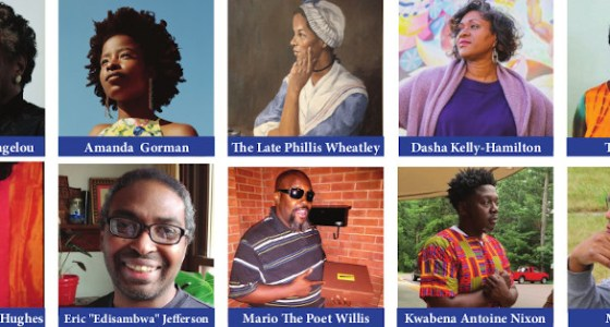 April is National Poetry Month: Let's Celebrate Black Poets