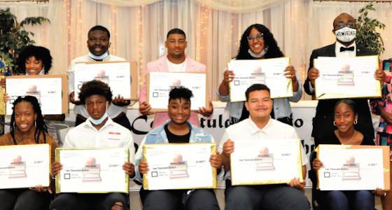 Milwaukee Times hosts 2021 Louvenia Johnson Scholarship Awards