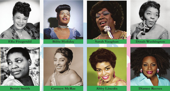 Black Music Month: The Great Ladies of Jazz