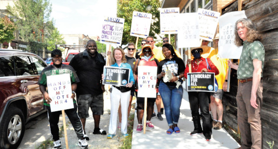 A. Philip Randolph Institute commemorates the March on Washington 58 years later