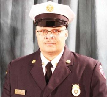 Battalion Chief Brian Smith Milwaukee Fire Department