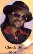 Chuck Brown-Musician