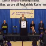 Rocket Ship Charter School Grand Opening