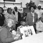 Mattie Cooper celebrates 100th birthday