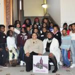Sixth Annual  Girls' Day at City Hall
