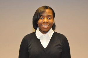 Avrianne Seals    Washington H.S. of    Information Technology