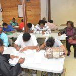 Pastors United Ezzard White & Economic Development Committee at Church on 8th Street