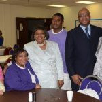Resurrection service held at Victory Missionary Baptist Church