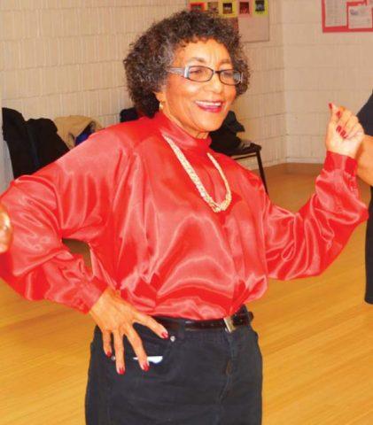 Denotra Griffi n-Wallace Roselette Dancers