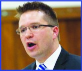 State Representative Evan Goyke