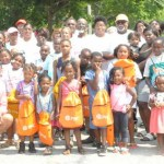 Hallowed Missionary Baptist Church hosts 'Community Outreach Cook-out'