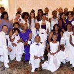 A virtuous woman: Mary Tunya Meredith-Bullock celebrates a grand 75th birthday