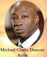 Michael Clarke Duncan-Actor