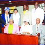 Mt. Olive holds Resurrection Sunday Service