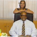 Pastor and Mrs. Kenneth E. Cutler