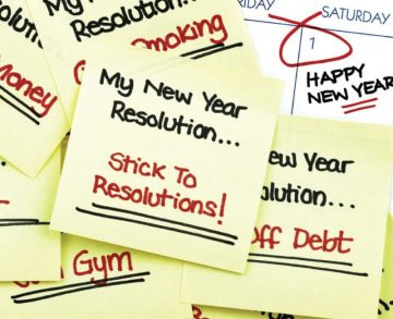 Stick to Resolutions