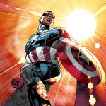 Marvel Comics' new Captain America will be African American Is new Captain America an answer to the call to include more minority characters in comics, or just a well timed publicity stunt to sell books?