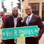 City honors late civil rights advocate Vel R. Phillips with street naming