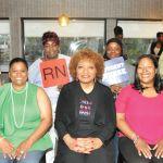 Milwaukee Chapter of the National Black Nurses Association celebrates National Nurses Week with grand party