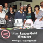 Milwaukee Urban League Guild collects school supplies at Old School Daze