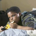 Obesity warps the shape and function of young hearts