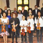 Omega Psi Phi Fraternity, Inc. hosts 13th Annual Edward W. Smyth Talent Hunt
