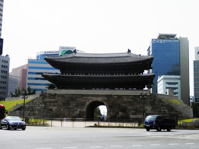 Sungnyemun Gate Seul