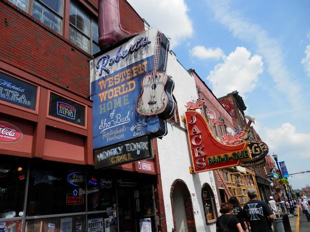 ESTADOS UNIDOS - Road trip por la Ruta 61 - 4 - Nashville