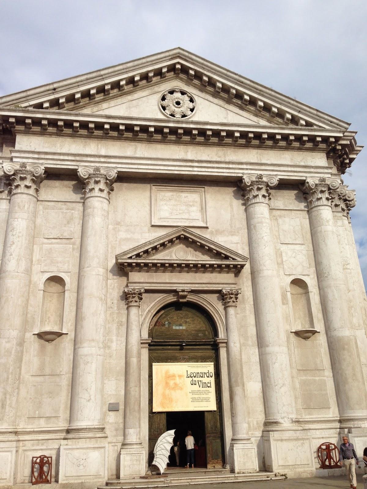 Iglesia de San Barnaba Venecia