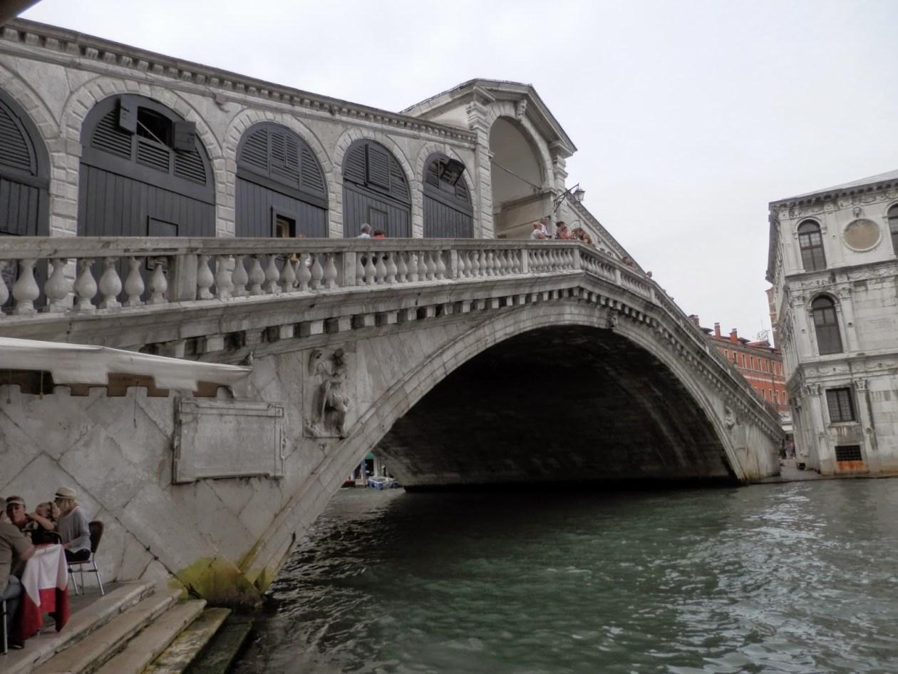 Puente Rialto Venecia