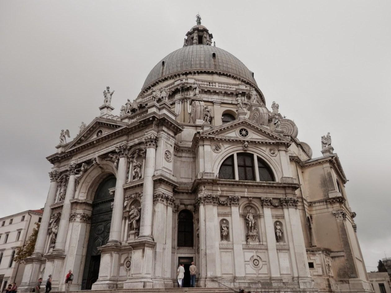 Basílica de Santa María della Salute Venecia