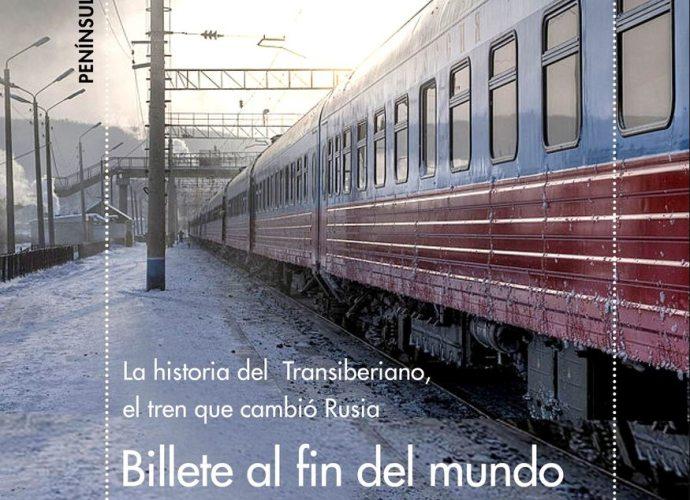 Billete al fin del mundo Transiberiano