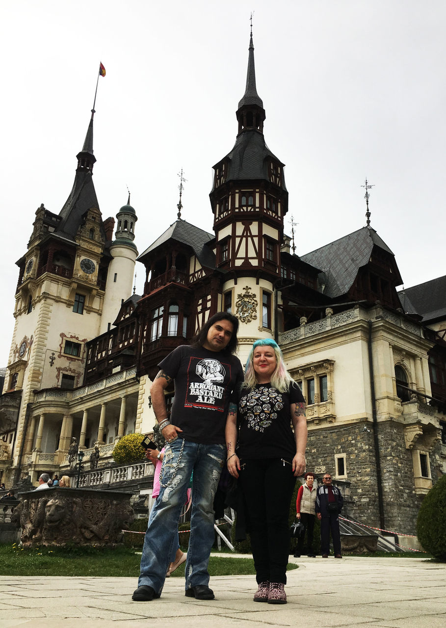 Palacio Peles Rumania