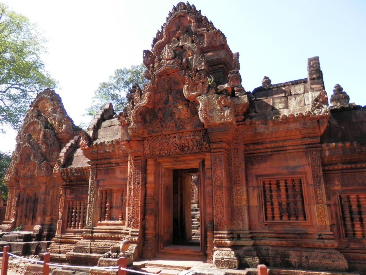 Banteay Srei Camboya Angkor