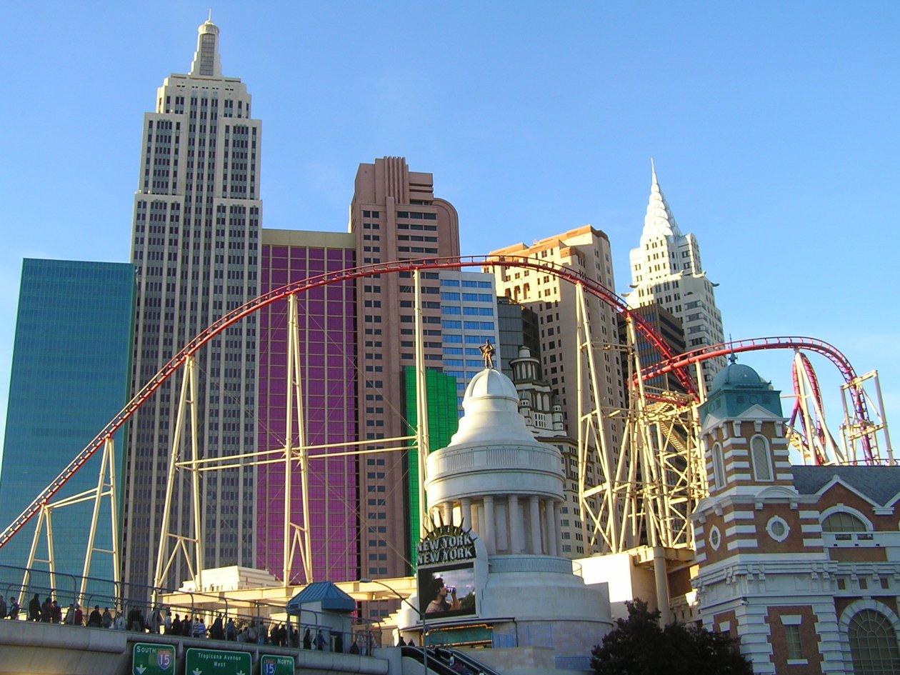 Hotel New York Las Vegas