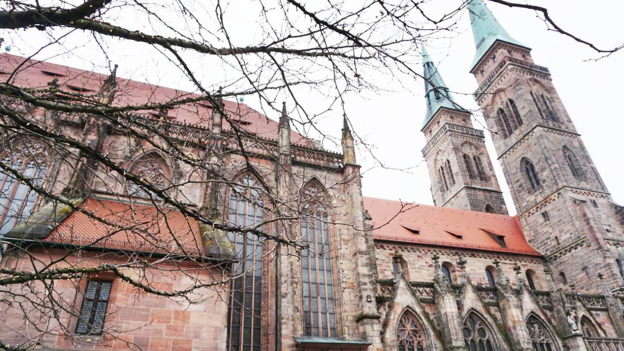 Saint Sebaldus Church Nuremberg